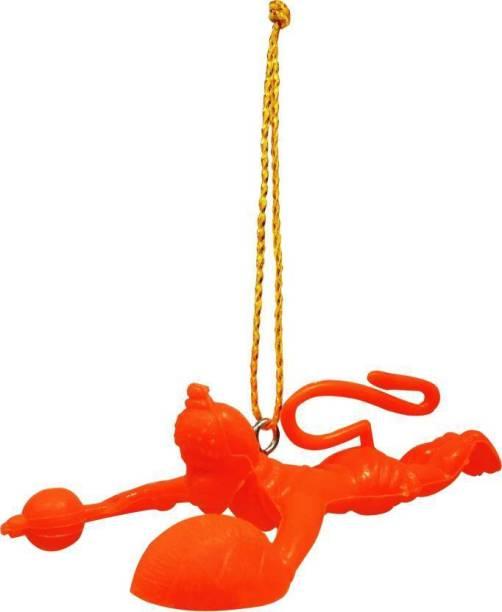 M&Y Flying Lord Hanuman Ji for Car / Home Temple Decorative Showpiece  -  3 cm