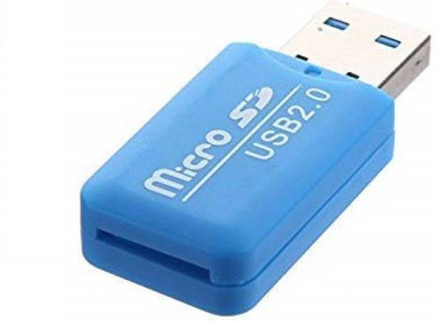 DOTIN MICRO SD USB 2.0 HIGH SPEED CRDN-2 , PACK OF 1 Card Reader