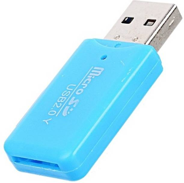 DOTIN MICRO SD USB 2.0 HIGH SPEED CRDN-04 , PACK OF 1 Card Reader