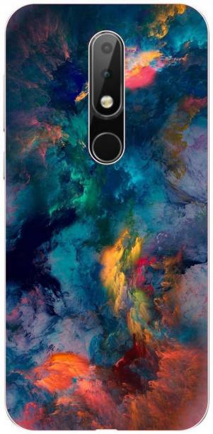 Artcase Back Cover for Nokia 6.1 Plus