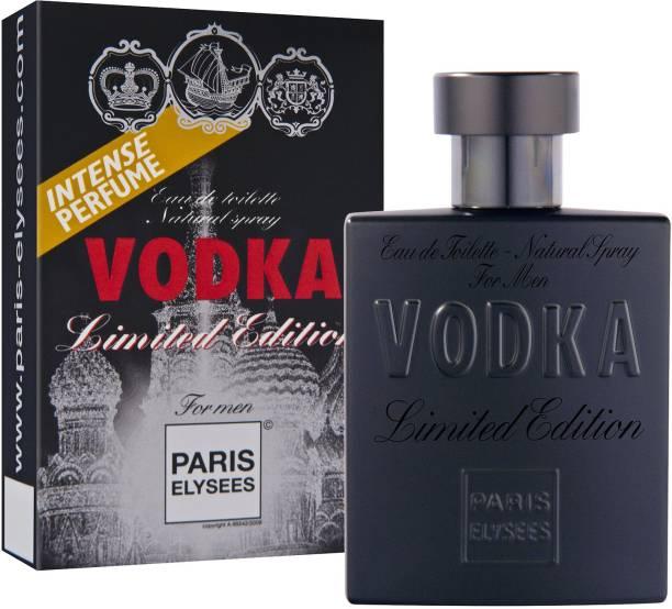 Paris Elysees Vodka Limited Edition Eau de Toilette  -  100 ml
