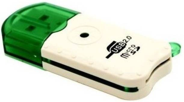 DOTIN MICRO SD USB 2.0 HIGH SPEED CRDN-10 , PACK OF 1 Card Reader