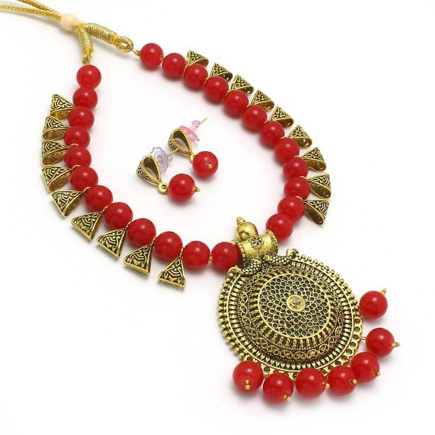 d6b0309b42e Pearl Jewellery - Buy Pearl Jewellery Online at Best Prices in India ...