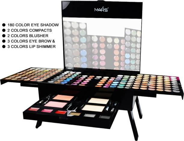 MARS 180-Color Eyeshadow Makeup Kit-MK11