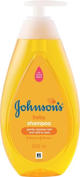 JOHNSON'S Baby No More Tears Shampoo 500 ml