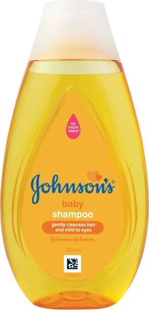 JOHNSON'S Baby No More Tears Shampoo 200 ml