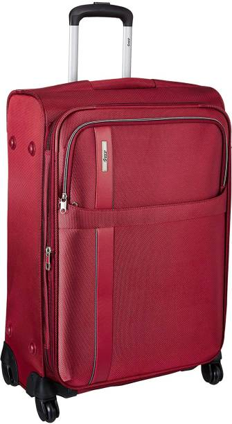 d9bacdffec0 VIP TRYST 4W EXP STROLLY 65 CRIMSON RED Expandable Check-in Luggage - 25  inch