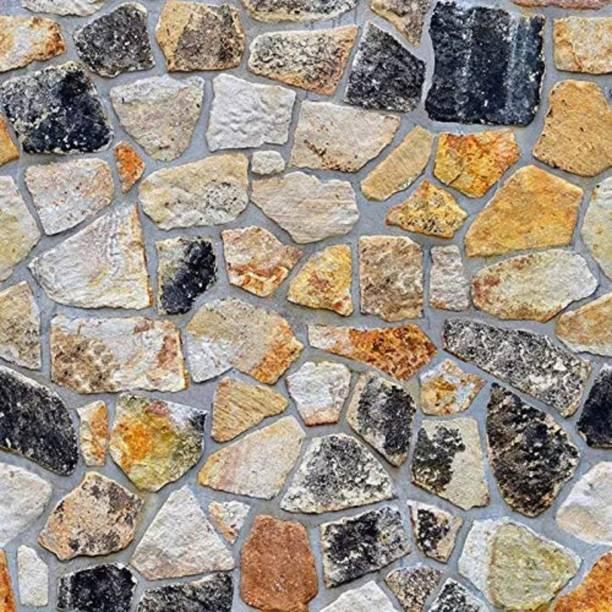 Univocean 3D Modern Brick Design Wallpaper, Wall Poster, Wall Sticker