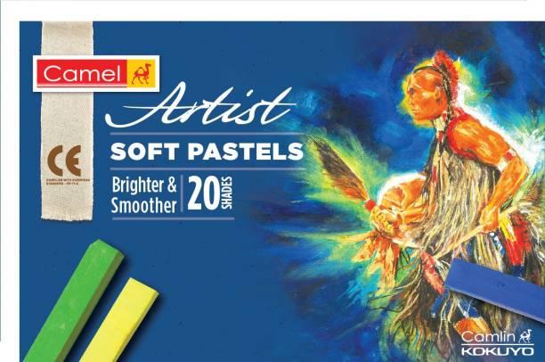 Camel Soft Pastels - 20 Shades
