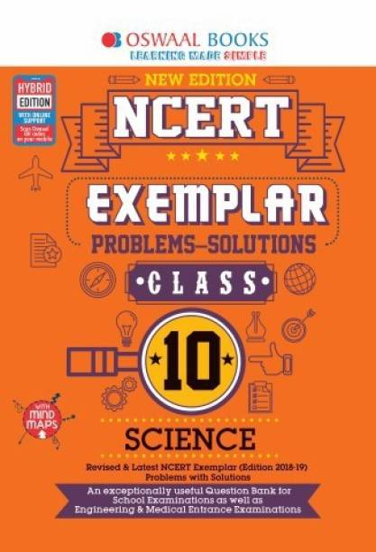 Oswaal Ncert Exemplar (Problems - Solutions) Class 10 Science Book