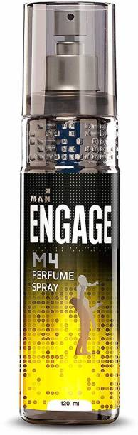 Engage M4 Deodorant Spray  -  For Men
