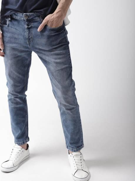 MAST & HARBOUR Skinny Men Blue Jeans