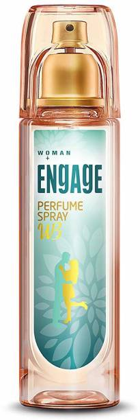 ENgAgE Spray W3 Perfume  -  120 ml