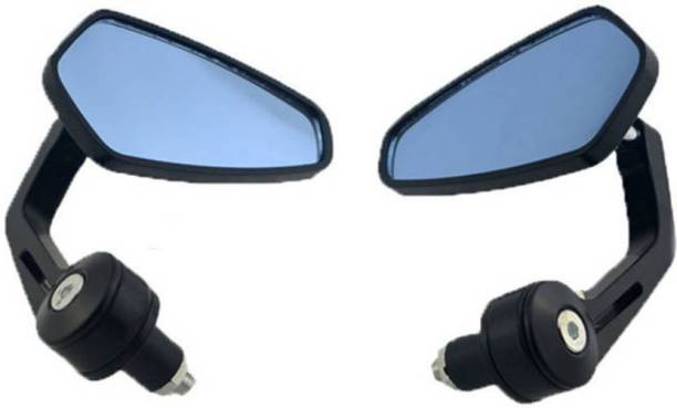 NRS Manual Driver Side, Rear View Mirror For KTM Universal For Bike