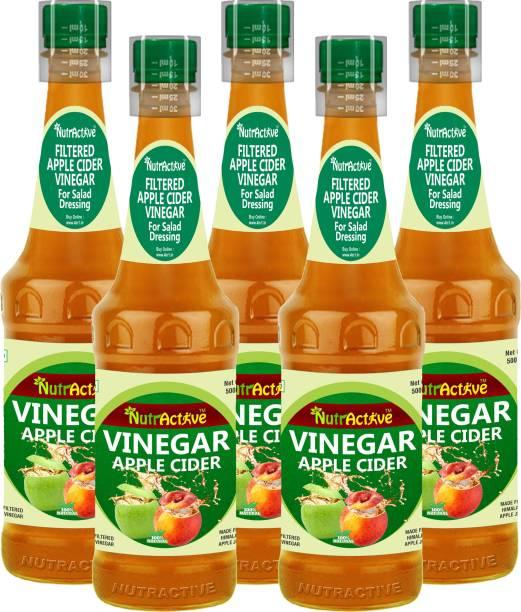 NutrActive nu_facv-500ml-5 Vinegar
