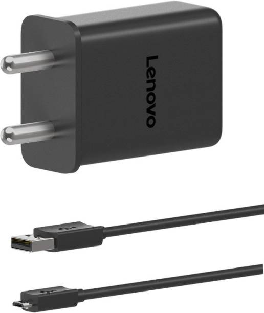 1d927908b1b Lenovo LVSC25 3.0 Qualcomm Certified Quick Charge 3.1 Amp with Micro USB  Cable Mobile Charger