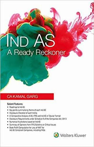 IND AS A Ready Reckoner 1st Edition 2018