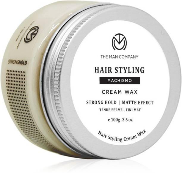THE MAN COMPANY Machismo Hair Styling Cream Wax Hair Wax