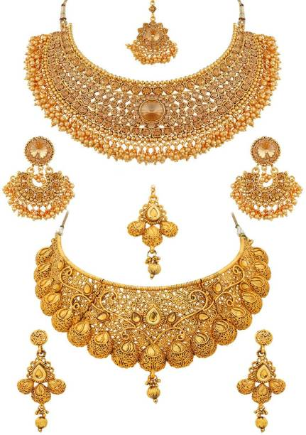 d19d1fca45 Artificial Jewellery Sets - Buy Fashion Jewelry Sets | Necklace Sets ...
