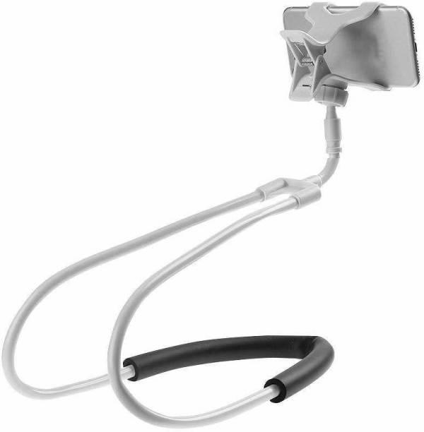 354c661b0b1 Yumato Headrest Mobile Neck Lazy Cell Phone Fully 360 Degree Rotatable  Mount Mobile Holder