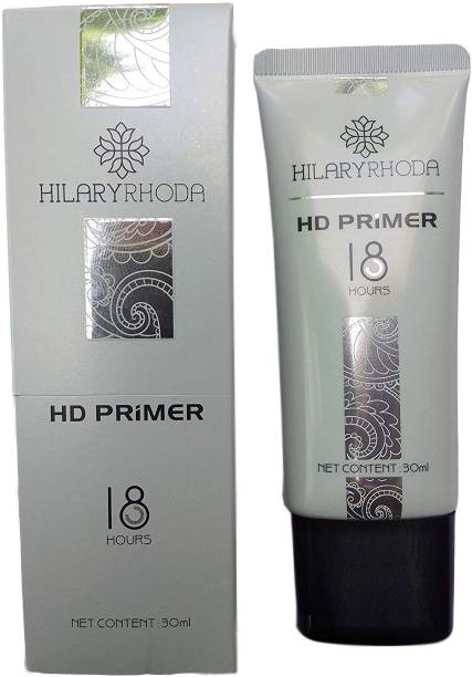 Hilary Rhoda for face silky smooth texture HD Primer  - 30 ml