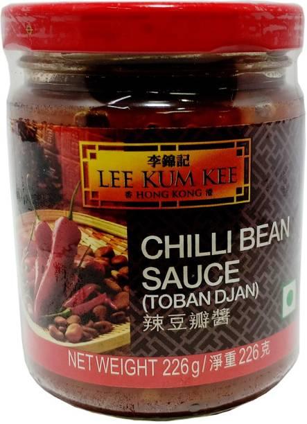 Lee Kum Kee Chilli Bean Sauce, 226gm Sauce
