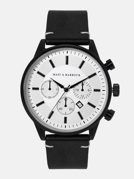 MAST & HARBOUR 8448495 Hybrid Smartwatch Watch  - For Men