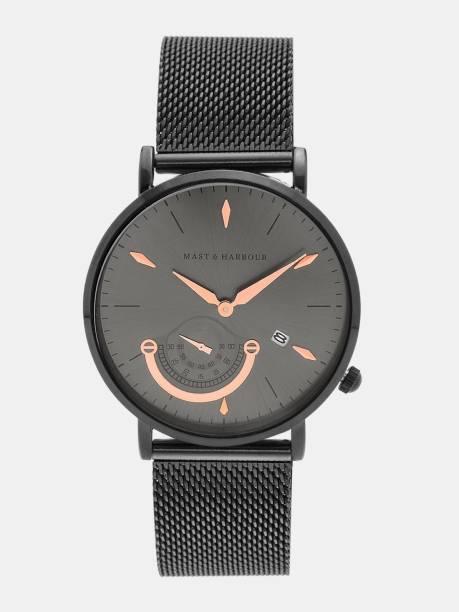MAST & HARBOUR 8353459 Hybrid Smartwatch Watch  - For Men
