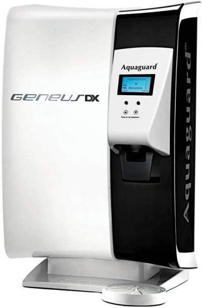 EUREKA FORBES COPPER GENEUS DX TG+ 8 L RO + UV + UF Water Purifier