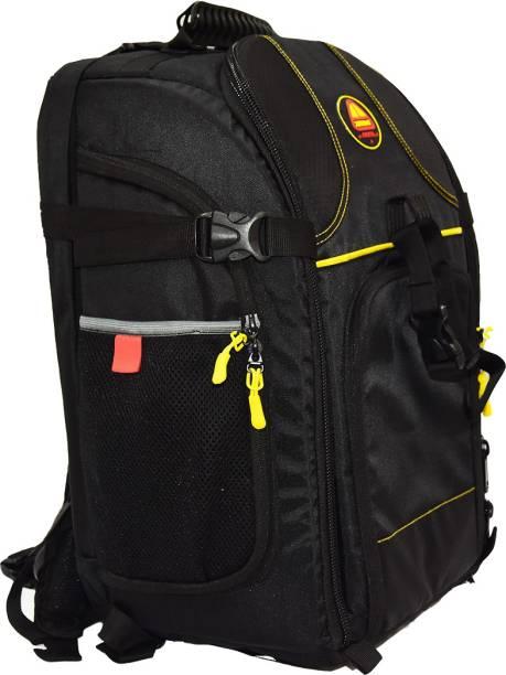 Priyam DSLR camera bag with free rain cover and belt  Camera Bag