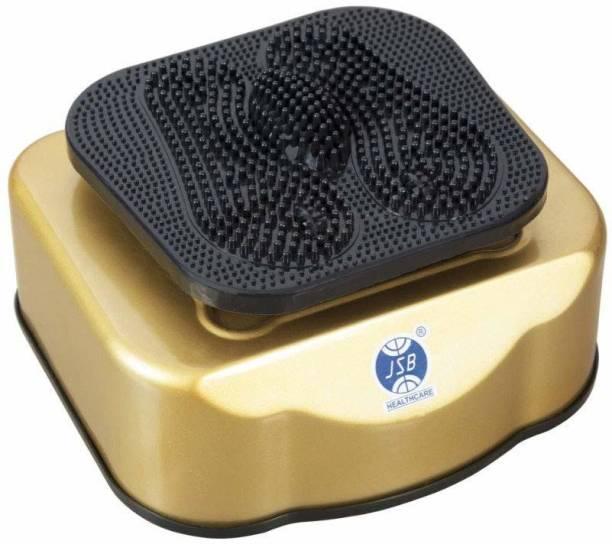 JSB HF91 Blood Circulation Massager Machine with Accupressure Mat Vibration Massager