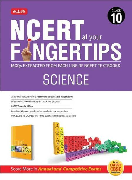 Ncert at Your Fingertips Science Class-10