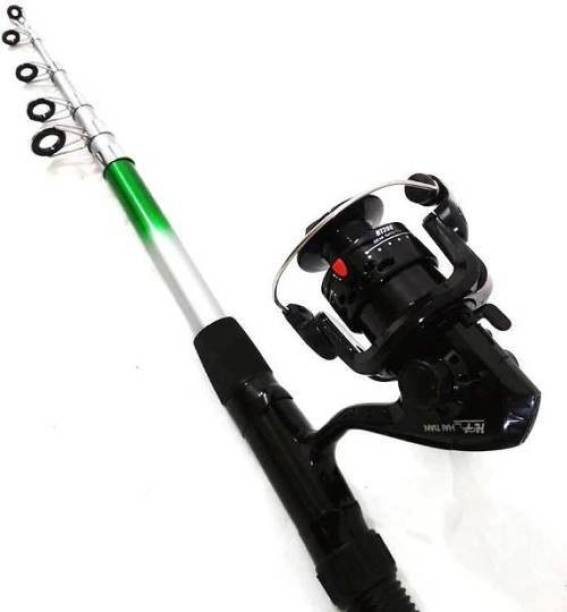 fisheryhouse fisheryhouse fishing rod and reel 32541 Multicolor Fishing Rod