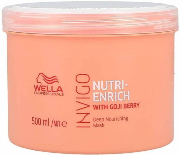 Wella Professionals Invigo Nutri-Enrich With Goji Berry Deep Nourishing Mask