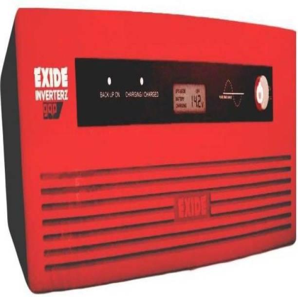 EXIDE GQP 850VA INVERTER 12v850va Pure Sine Wave Inverter