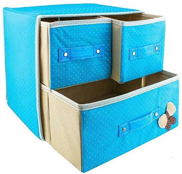Niyam Fabric Free Standing Cabinet