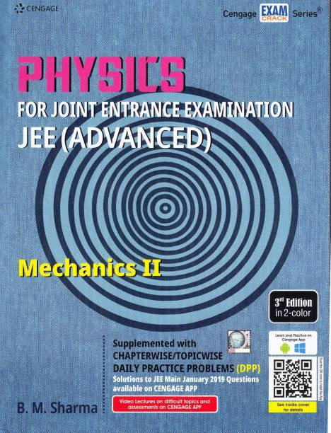 CENGAGE PHYSICS MECHANICS-II (3-Edition,2019-20) FOR JEE MAINS & ADVANCED WITH CHAPTERWISE/TOPICWISE DAILY PRACTICE PAPER (DPP)-WITH SOLUTIONS
