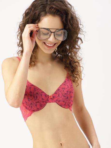 Dressberry Women T-Shirt Lightly Padded Bra