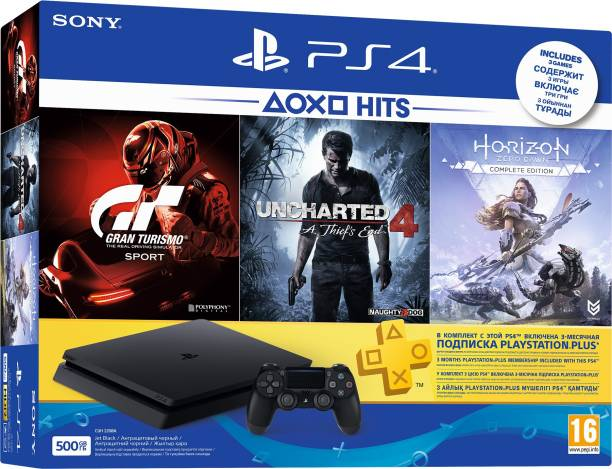 f99cb2d94ed Ps4 Console - Buy Sony Ps4 Console Online at Low Prices In India ...