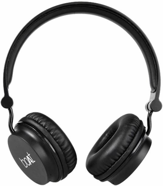 boAt ROCKERZ 400 Smart Headphones