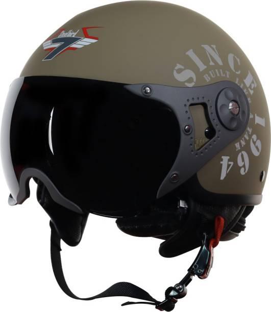 Steelbird SB-27- Motorbike Helmet