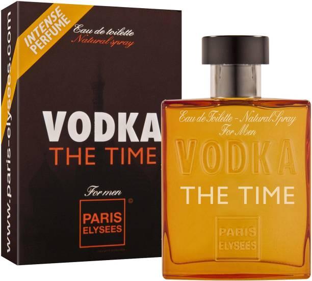 Paris Elysees Vodka The Time Eau de Toilette  -  100 ml