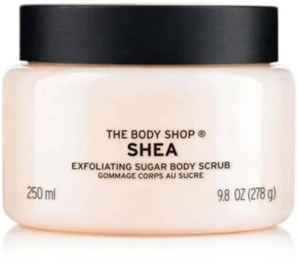 THE BODY SHOP Shea Body Scrub
