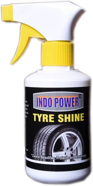 INDOPOWER EXTRA POWER127-TYRE SHINER GUN 250ml. 250 g Wheel Tire Cleaner