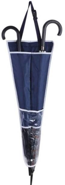 Lemish Foldable Car Umbrella Holder Storage Hanging Bag For Vehicle Car Storage Bag