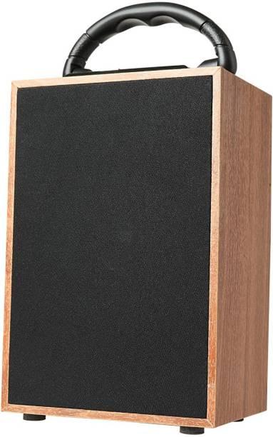 Drezel Portable Wooden Bluetooth Speaker 40 W Bluetooth Speaker
