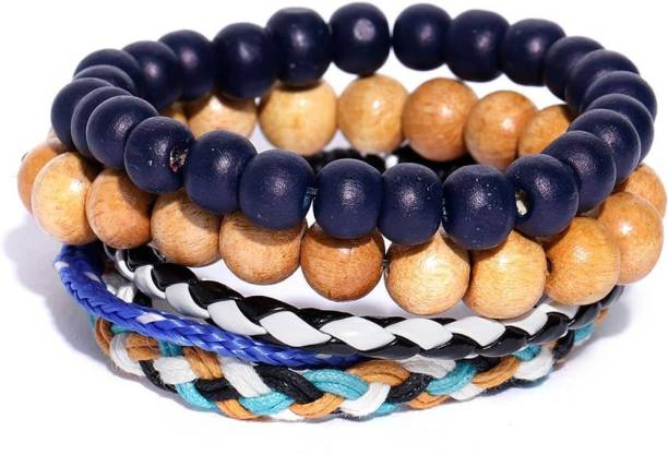 Blueberry Brass Bracelet