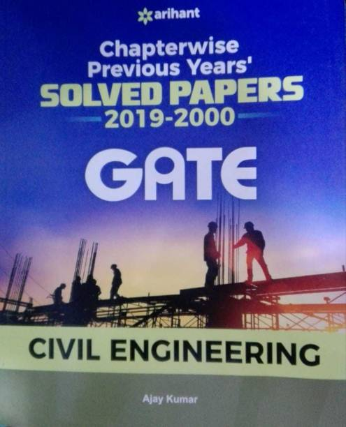 Civil Engineering Solved Papers Gate 2020