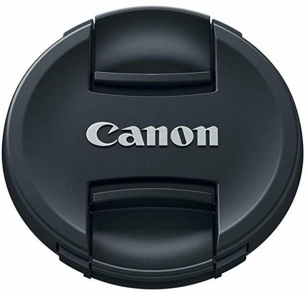 Canon 58mm Front Lens cap for camera (Pack of 2)  Lens Cap