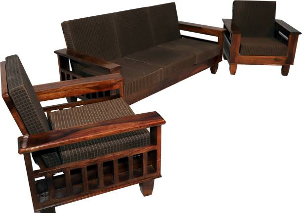 Brown Sofa Sets Online At Best Prices